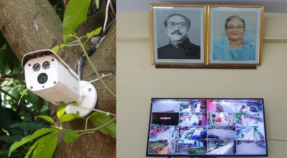 রাউজান ইউএনও'র নখ দর্পনে উপজেলা সদর