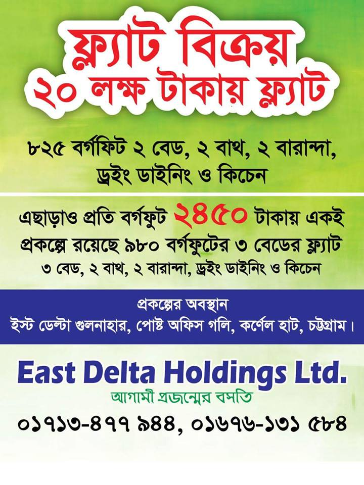 East Delta Holding Ltd