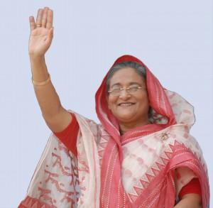 শেখ হাসিনার জন্য, বাংলাদেশ ধন্য