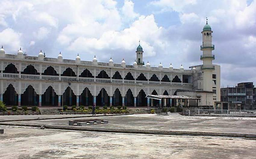 ১৫০ কোটি টাকায় সংস্কার হবে আন্দরকিল্লা জামে মসজিদ