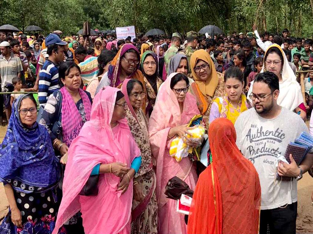'৫ দফা প্রস্তাব বাস্তবায়ন হলে রোহিঙ্গা সংকট সমাধান হবে'