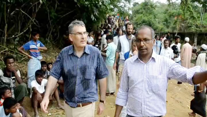 রোহিঙ্গা সমস্যা সমাধানে মিয়ানমারকে তাগিদ দিয়েছে কানাডা