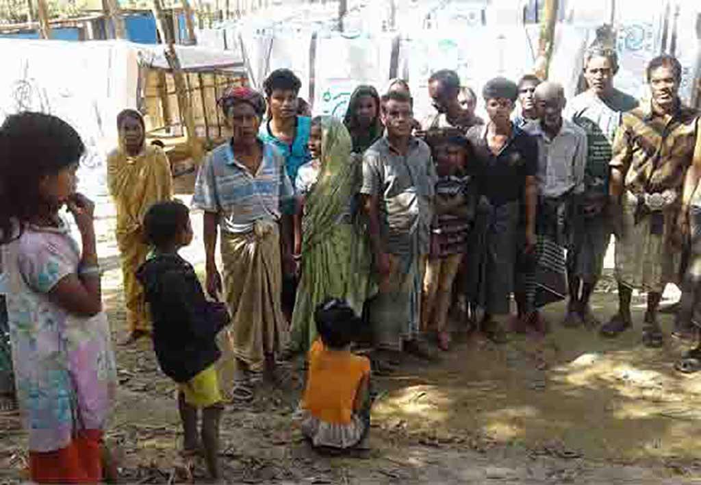 মিয়ানমারে ফিরতে রাজি হিন্দু রোহিঙ্গারা