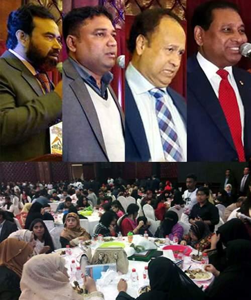 চট্টগ্রাম সমিতি-কাতারের মেজবান ও মিলনমেলা সম্পন্ন