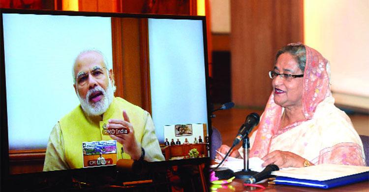 বাংলাদেশ-ভারত যৌথ প্রকল্প উন্নয়নকে ত্বরান্বিত করবে